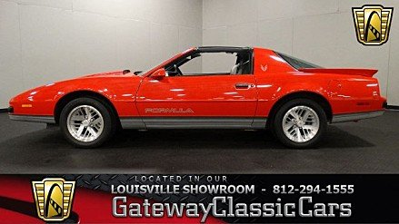 1989 Pontiac Firebird Coupe for sale 100965534