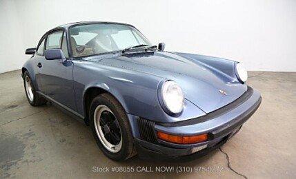 1989 Porsche 911 for sale 100853368