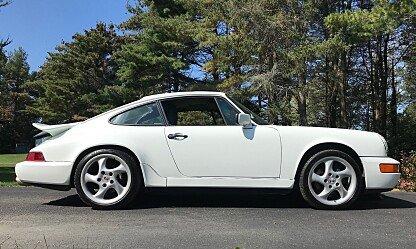 1989 Porsche 911 Carrera 4 Coupe for sale 100910557