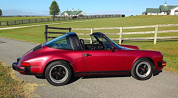 1989 Porsche 911 Targa for sale 100914768