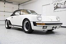 1989 Porsche 911 Carrera Cabriolet for sale 100922208
