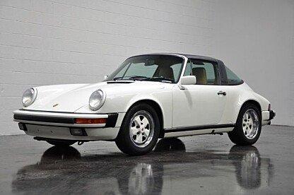 1989 Porsche 911 Targa for sale 100959969