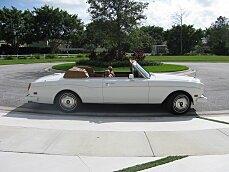 1989 Rolls-Royce Corniche II for sale 100912773