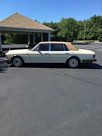 1989 Rolls-Royce Silver Spur for sale 100849283