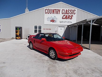 1989 Toyota MR2 for sale 100855347