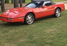 1989 chevrolet Corvette for sale 100955817