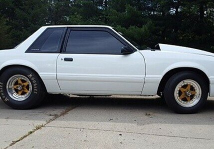 1989 ford Mustang LX Hatchback for sale 100890539