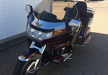 1989 honda Gold Wing for sale 200492849