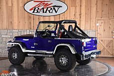 1989 jeep Wrangler 4WD Laredo for sale 100966969