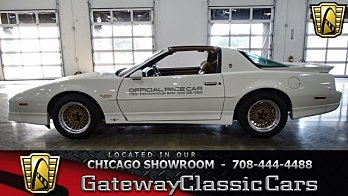 1989 pontiac Firebird Trans Am Coupe for sale 100963506