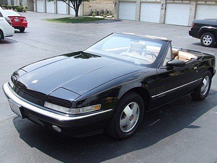 1990 Buick Reatta Convertible for sale 100805905