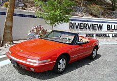 1990 Buick Reatta Convertible for sale 100926129