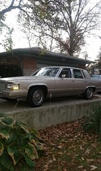 1990 Cadillac Brougham for sale 100830283