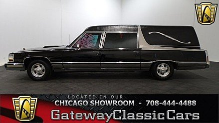 1990 Cadillac Brougham for sale 100852668