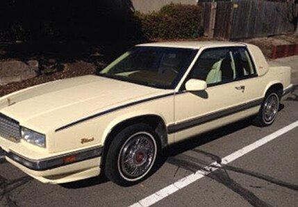 1990 Cadillac Eldorado for sale 100863020
