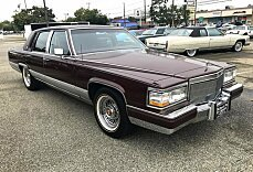 1990 Cadillac Fleetwood for sale 100914747