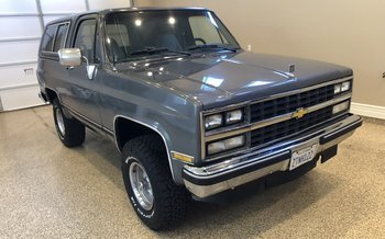 1990 Chevrolet Blazer 4WD for sale 100987567