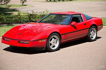 1990 Chevrolet Corvette Coupe for sale 100768072