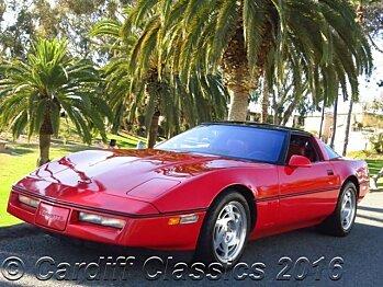 1990 Chevrolet Corvette ZR-1 Coupe for sale 100778275