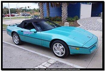 1990 Chevrolet Corvette Convertible for sale 100835107