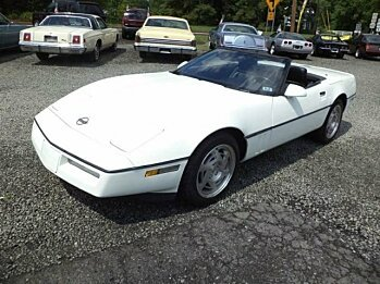 1990 Chevrolet Corvette Convertible for sale 100870140