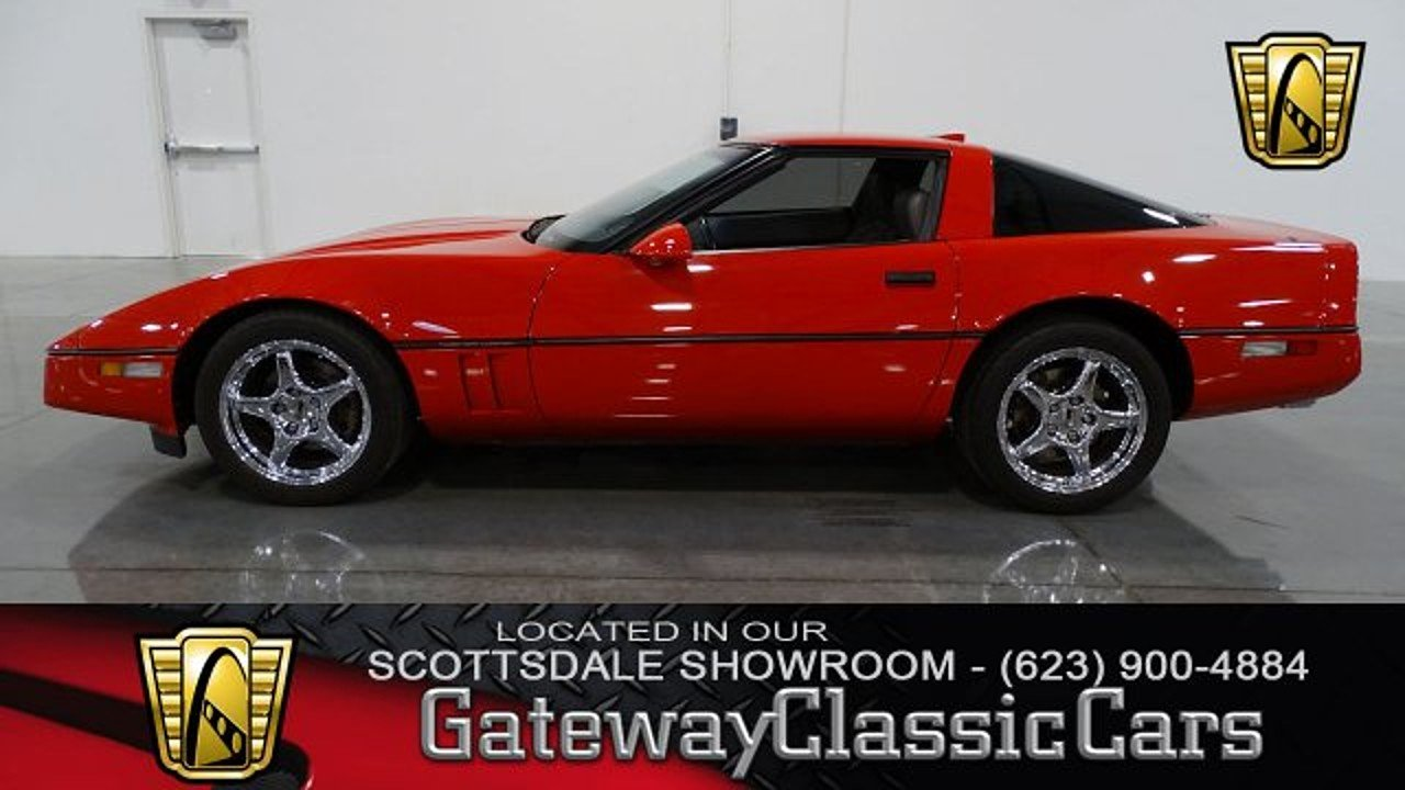 1990 Chevrolet Corvette Coupe for sale 100920837