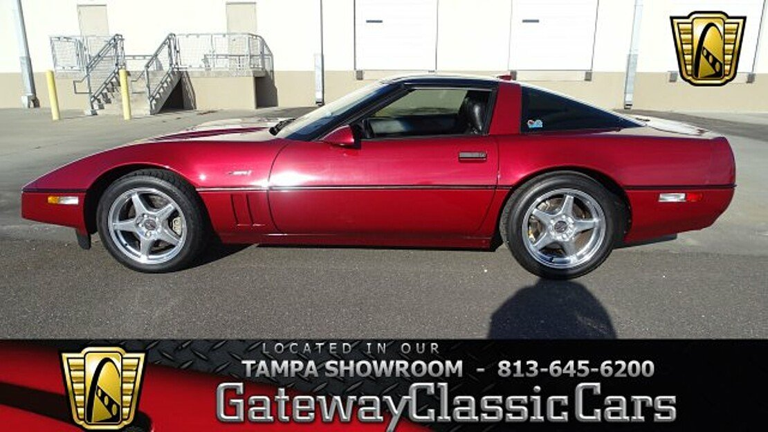 1990 Chevrolet Corvette ZR-1 Coupe for sale 100968998
