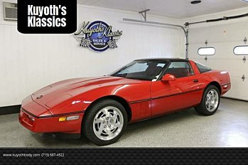 1990 Chevrolet Corvette Coupe for sale 101006412