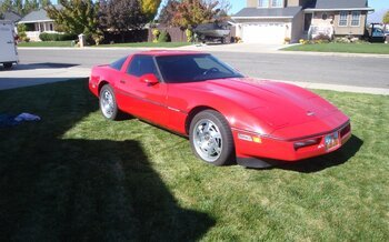 1990 Chevrolet Corvette Coupe for sale 100750093