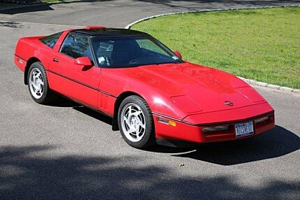 1990 Chevrolet Corvette Coupe for sale 100762048