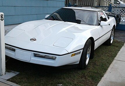 1990 Chevrolet Corvette Coupe for sale 100864698