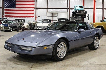 1990 Chevrolet Corvette Coupe for sale 100926007