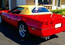 1990 Chevrolet Corvette Convertible for sale 100960311