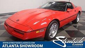 1990 Chevrolet Corvette Coupe for sale 100975829