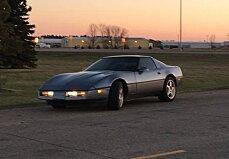 1990 Chevrolet Corvette Coupe for sale 100984499