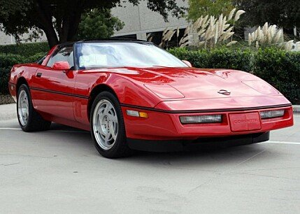 1990 Chevrolet Corvette for sale 100994104