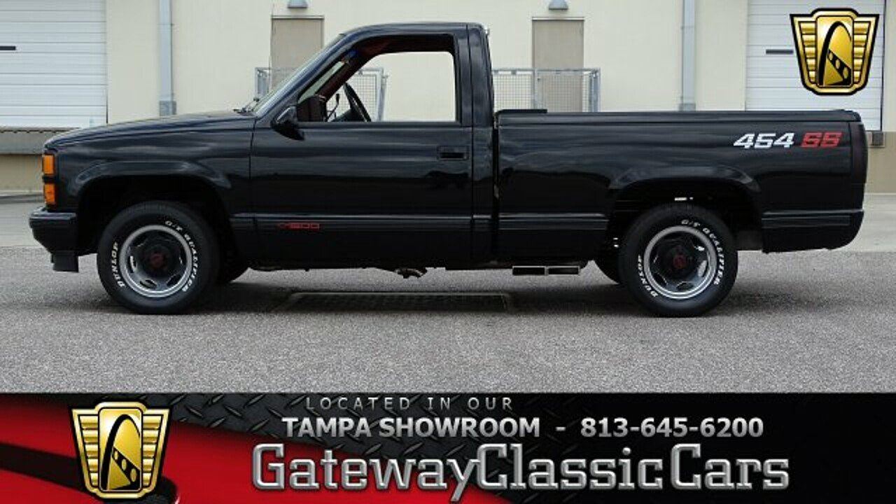 1990 Chevrolet Silverado 1500 for sale 100949251