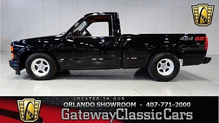 1990 Chevrolet Silverado and other C/K1500 2WD Regular Cab 454 SS for sale 100739640