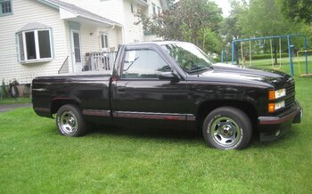 1990 Chevrolet Silverado and other C/K1500 2WD Regular Cab for sale 100771673