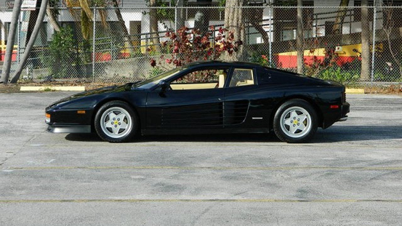 a bring testarossa trailer on listing mile ferrari january lot for sold auctions sale img bat