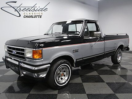 1990 Ford F150 2WD Regular Cab for sale 100875526
