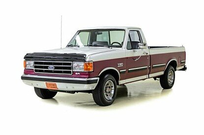 1990 Ford F150 2WD Regular Cab for sale 100931981