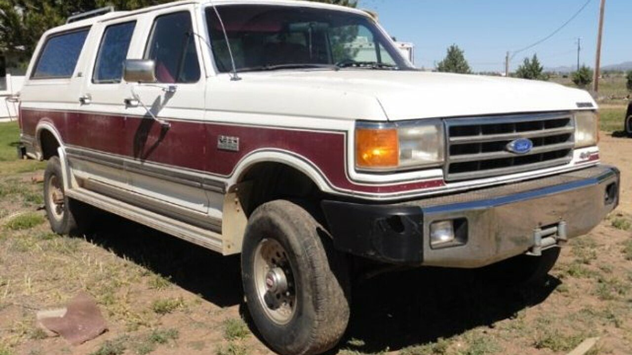 Ford F350 Classics For Sale On Autotrader 1980 Econoline Wagon 1990 100875072