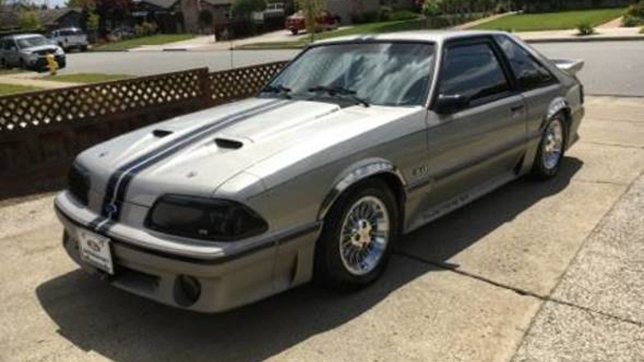 1990 Ford Mustang GT Hatchback for sale 100870750