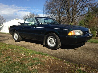 1990 Ford Mustang LX V8 Convertible for sale 100881437