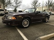 1990 Ford Mustang GT Convertible for sale 100946870