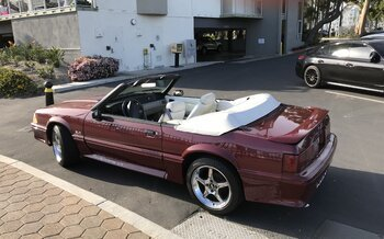 1990 Ford Mustang Convertible for sale 100974376