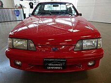1990 Ford Mustang GT Hatchback for sale 100985879