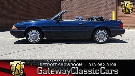1990 Ford Mustang LX Convertible for sale 100996738