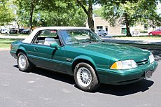 1990 Ford Mustang LX V8 Convertible for sale 101005916